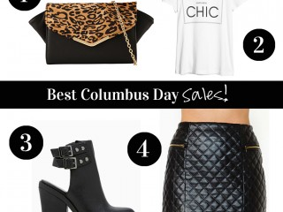 Best Columbus Day Sales