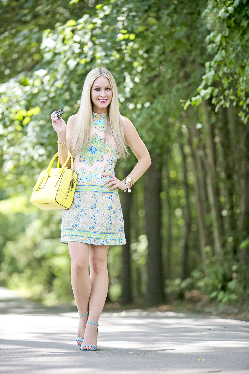 Mint Julep Boutique Dress