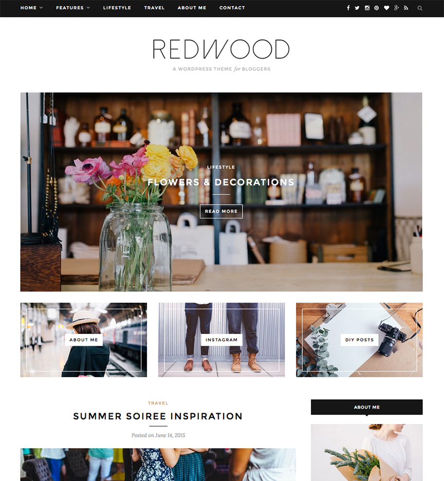 Blog Redwood