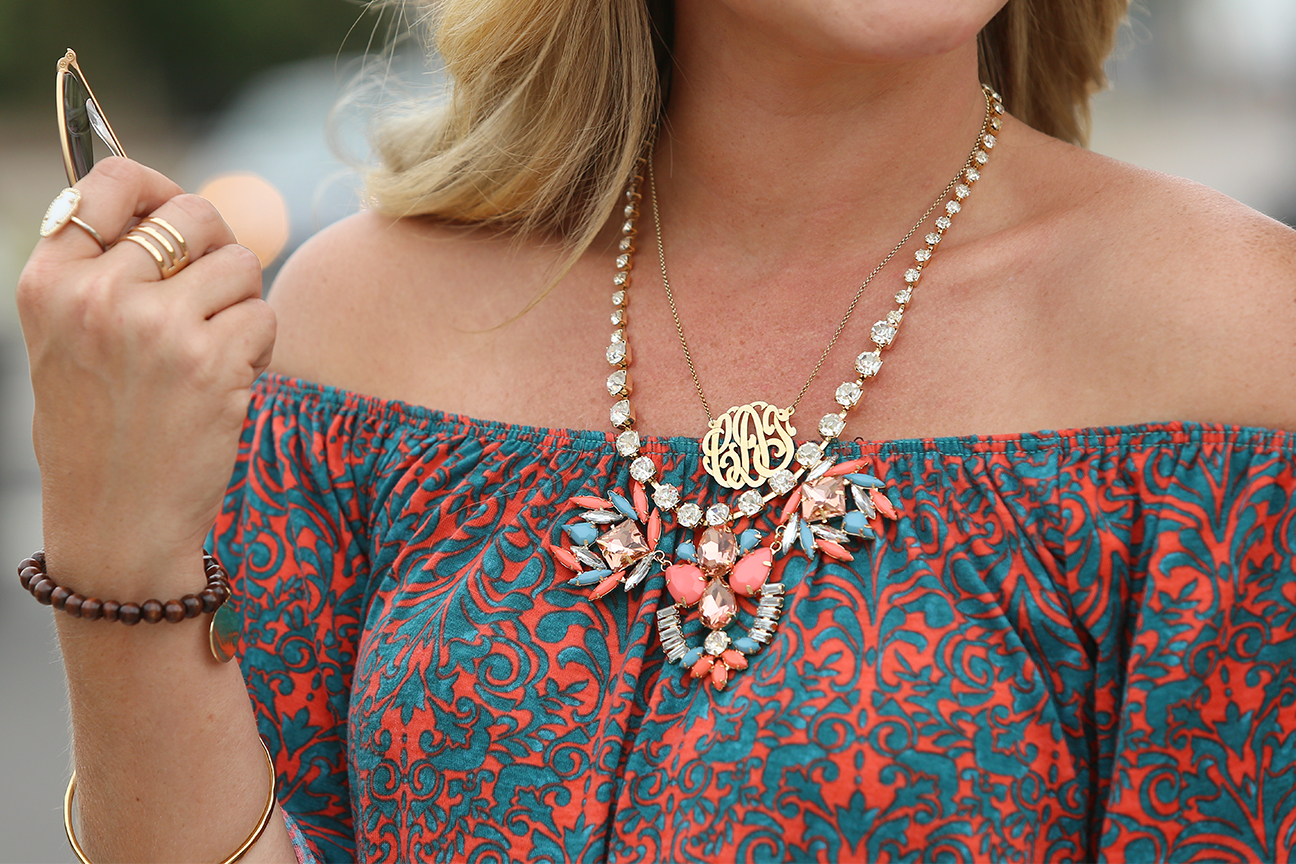 wanderlust and co necklace