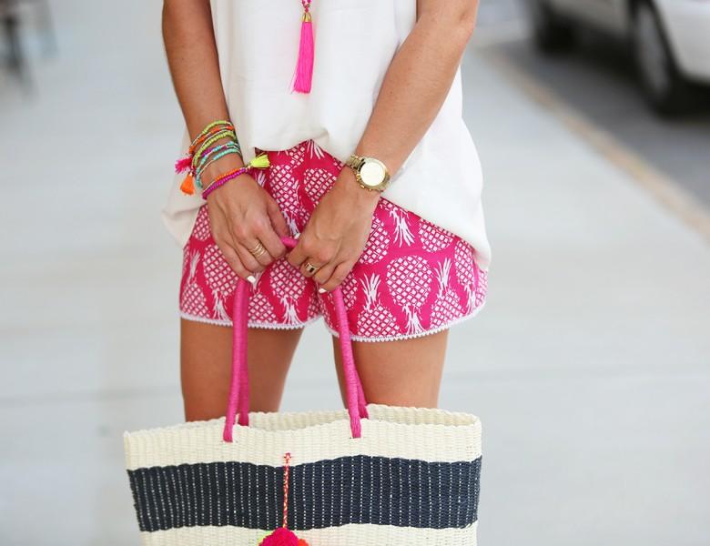 Pineapple Shorts 5
