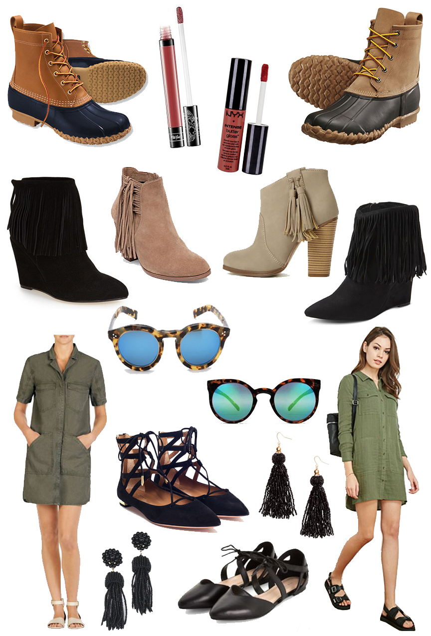 Fall Fashion Splurge vs Steal