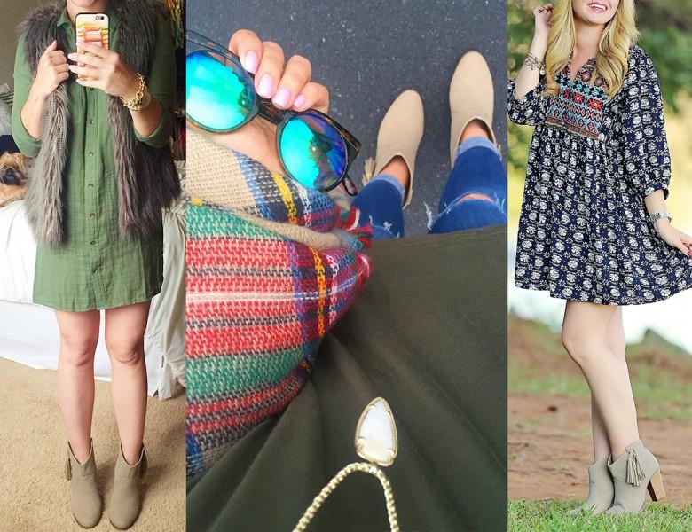 Fall Fashion Splurge vs Steal