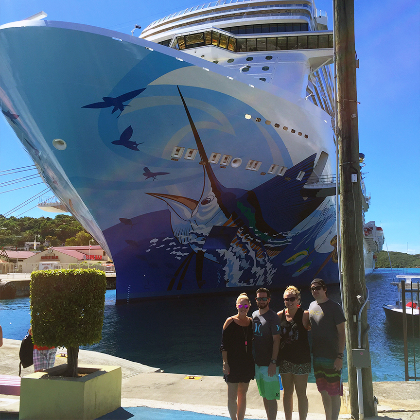 norwegian escape cruise
