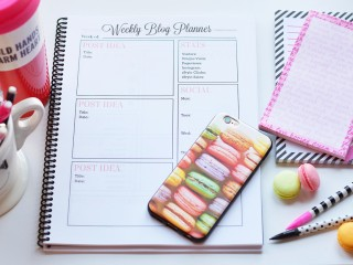 Free Fashion Blogging Planner