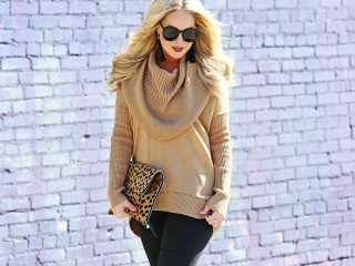 Camel Sweater 6