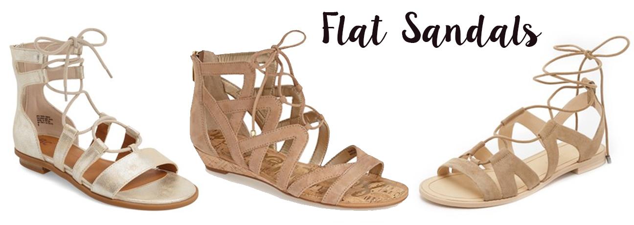 LAce Up Sandal 2