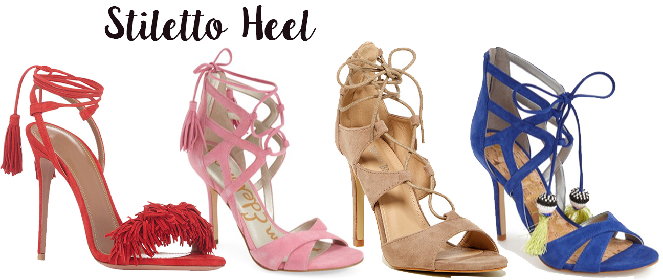 Lace up Sandal 3