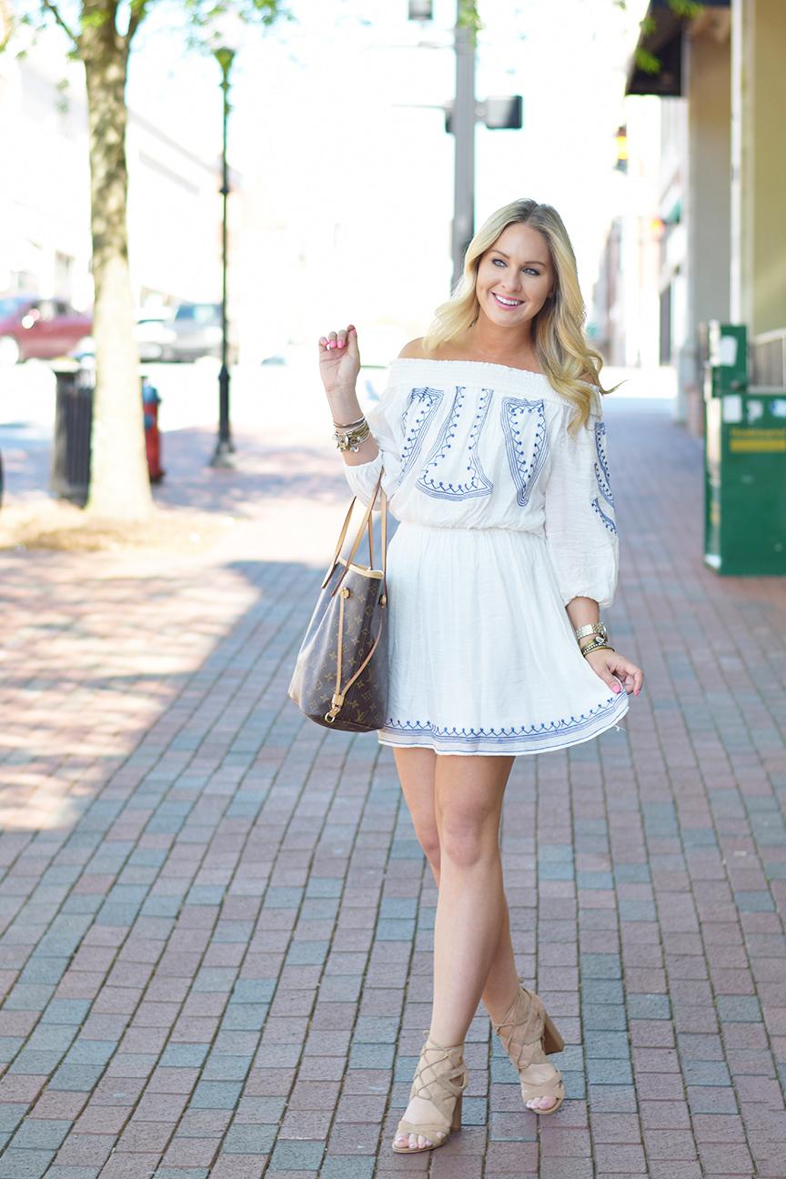 Shop the Mint Julep Boutique Moonstruck Dress