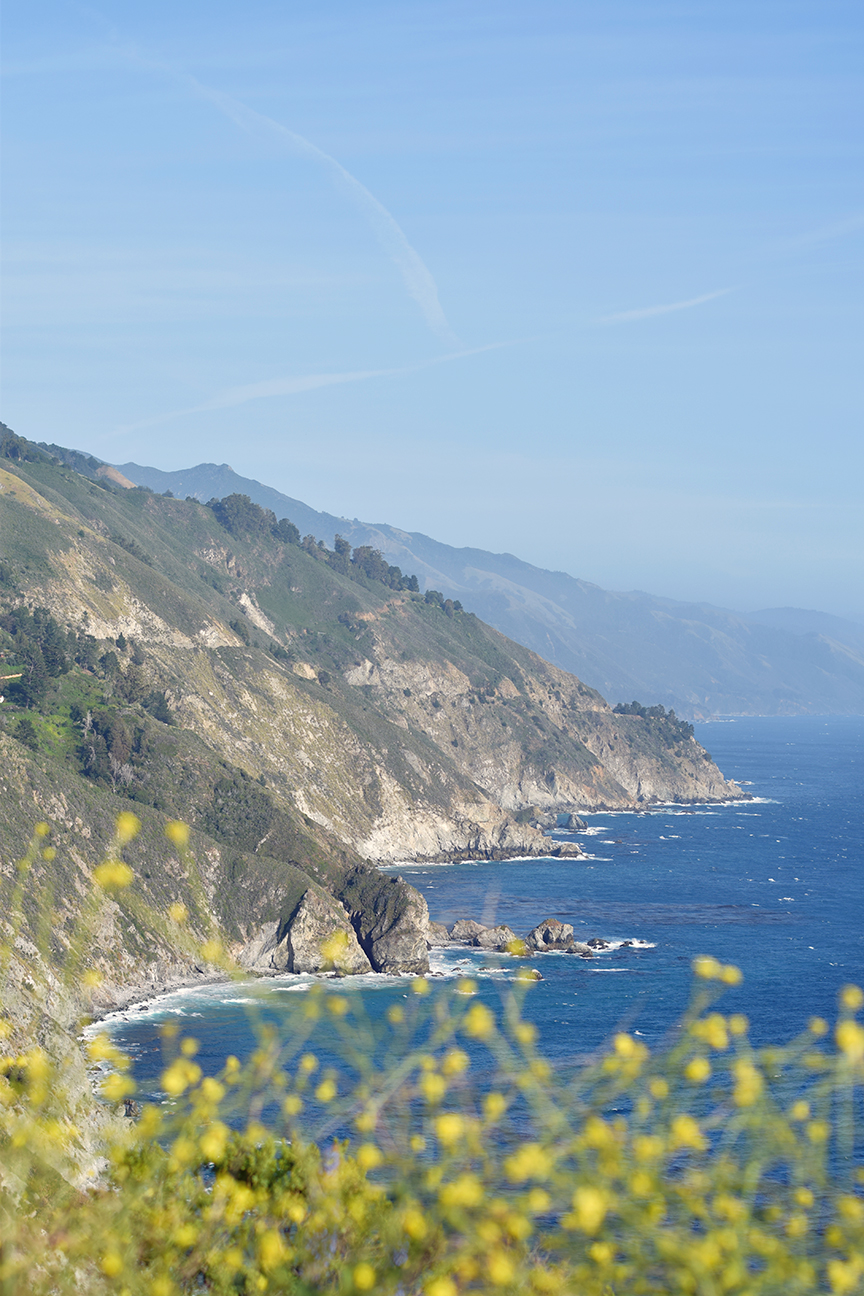 Driving California's Coast Highway 1 Big Sur