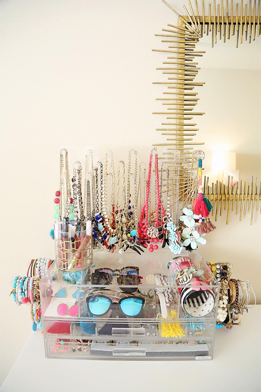 glamboxes acrylic jewelry box