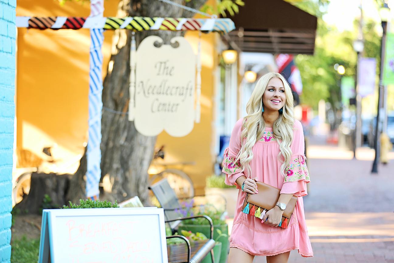 Pink Dress 5