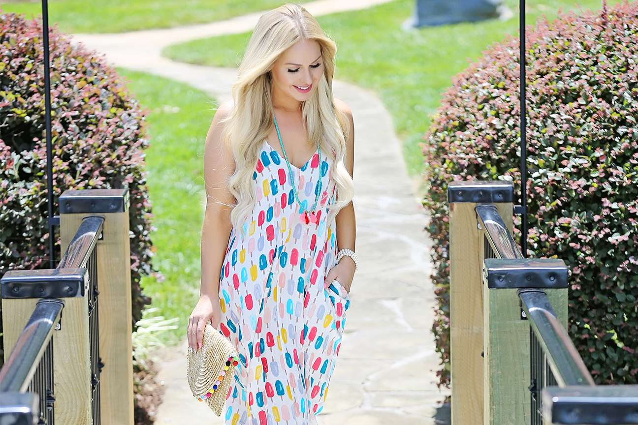 Popsicle Dress 6