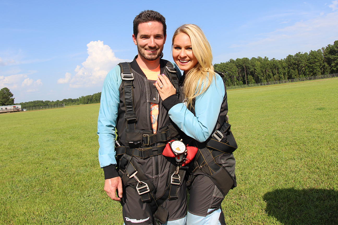Skydive Proposal 12