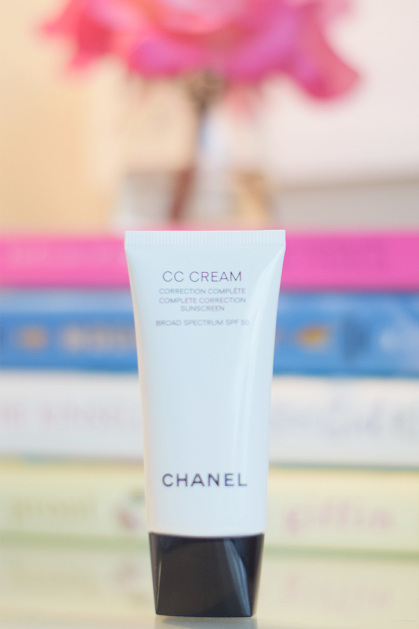 chanel cc cream review