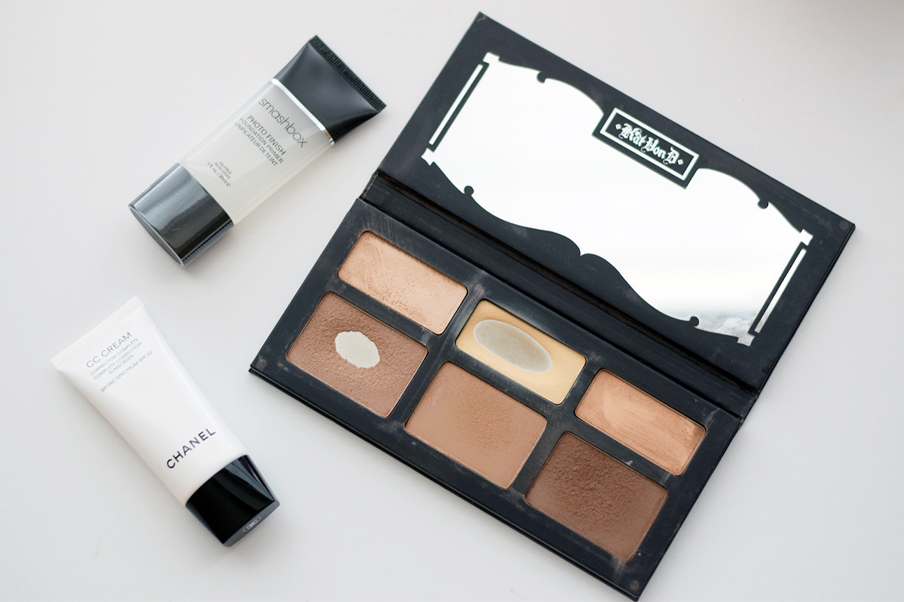 kat von d shade and light contour kit