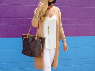 Camel Tan Cardigan