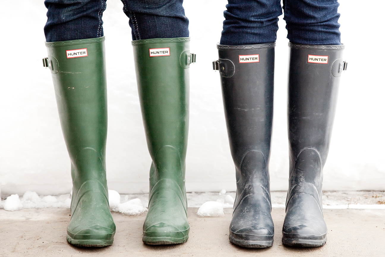 What to Know Before Buying Hunter Boots - Cort In Session