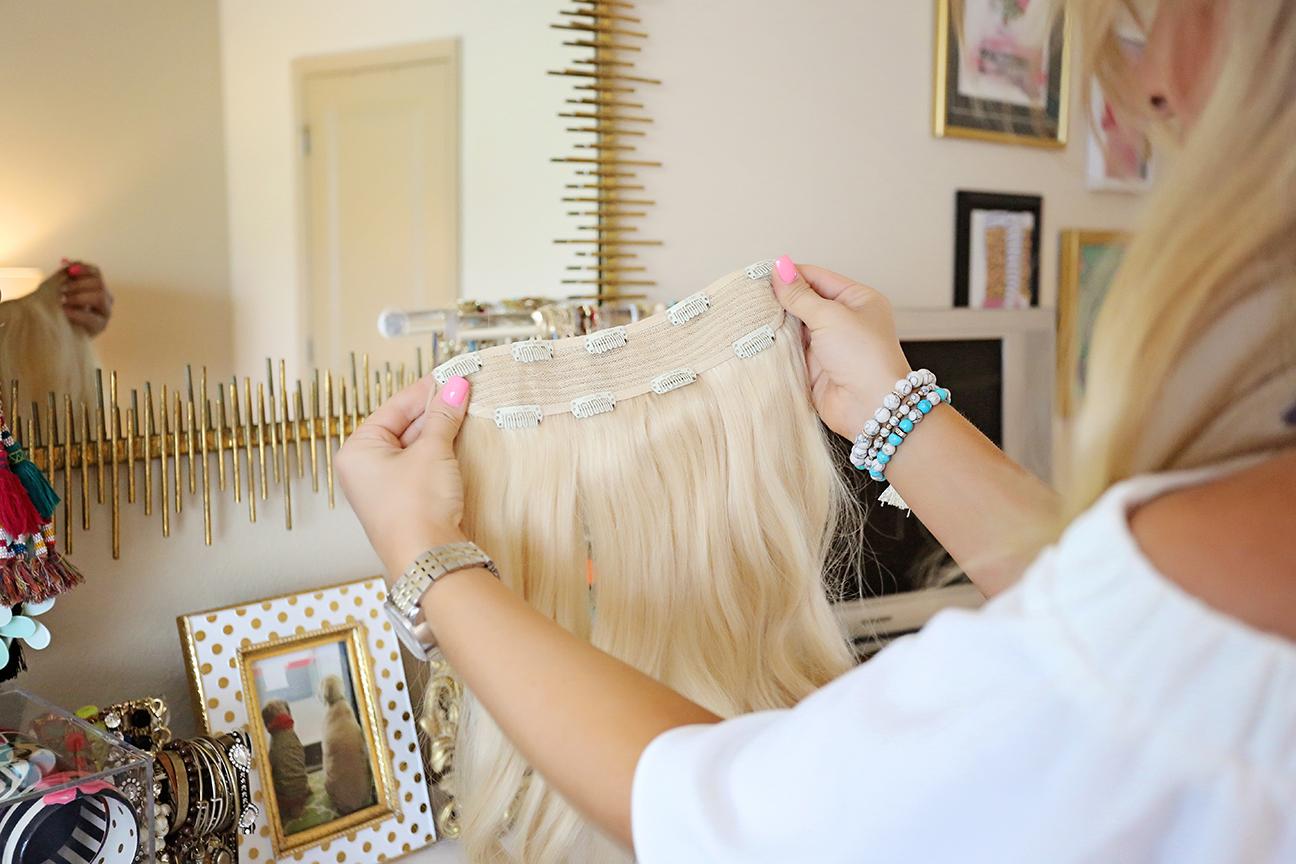 Bellami Boogati Hair Extensions 4