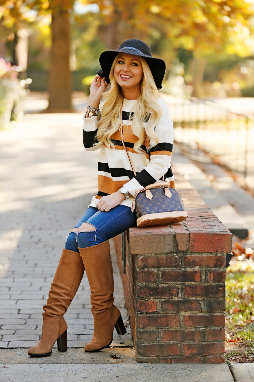 98c254ca5 Easy Thanksgiving Outfit Ideas - Cort In Session