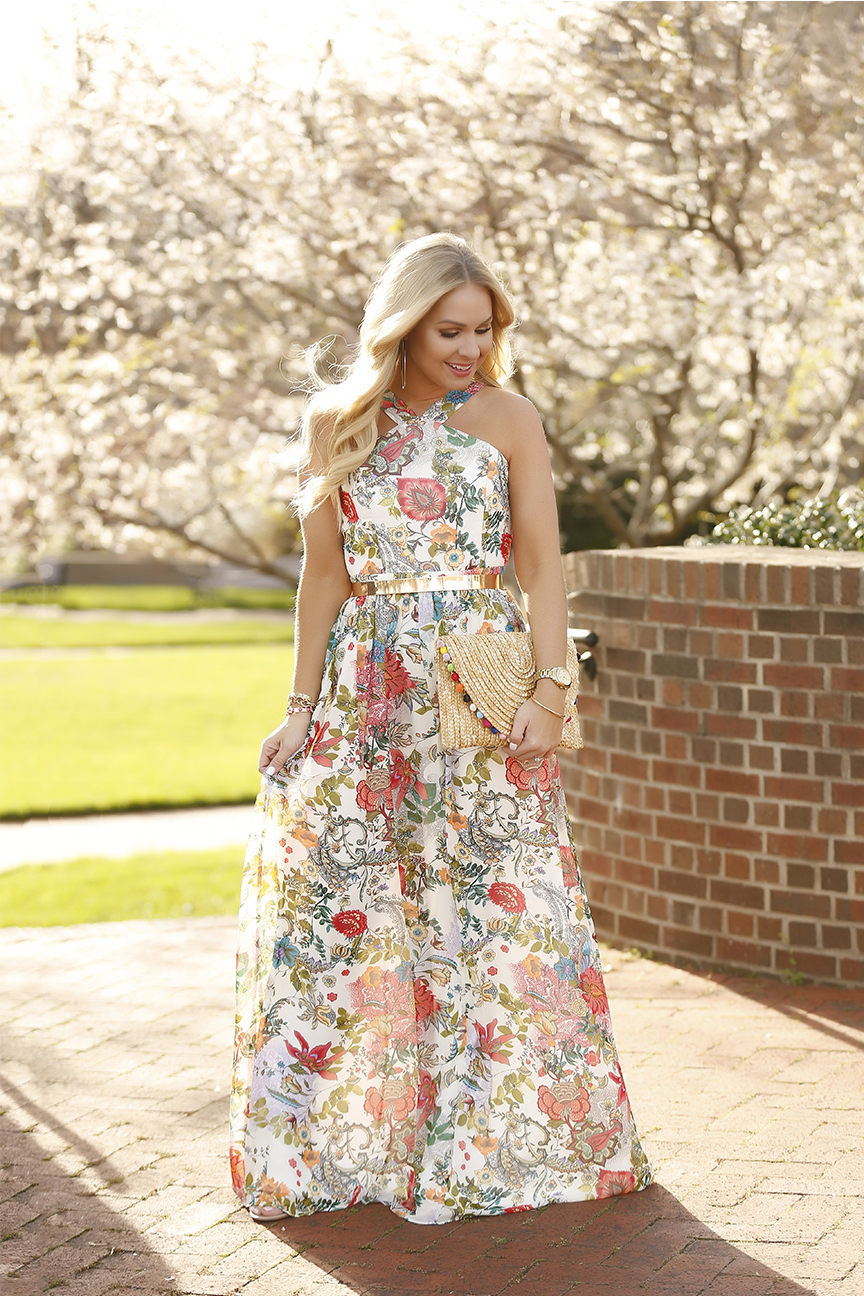 What to Wear to a Spring Wedding - Cort In Session